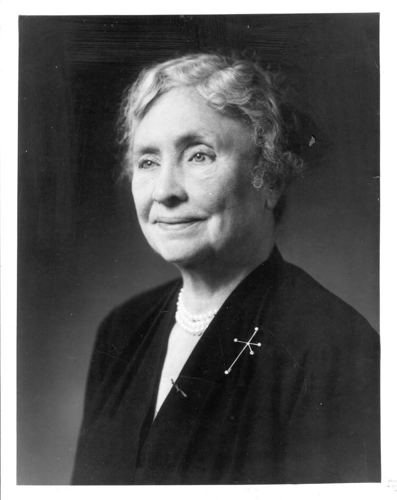 50 Helen Keller quot;s On Vision, Love Success