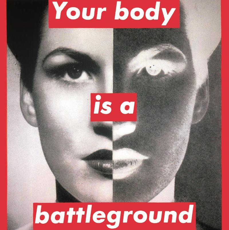 No Filter: Barbara Kruger | Note to Self | WNYC Studios