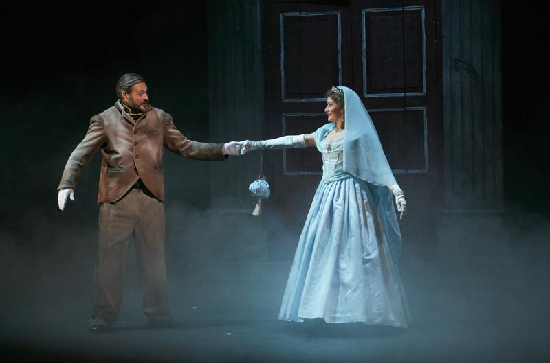 Rossini's 'La Cenerentola' from the Lausanne Opera in Switzerland.