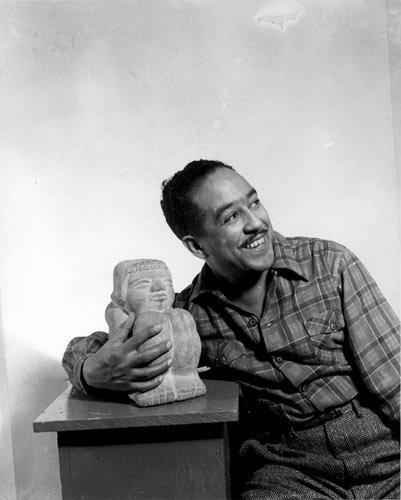 National association of authors the writers position in america langston hughes in 1943 by gordon parks malvernweather Image collections
