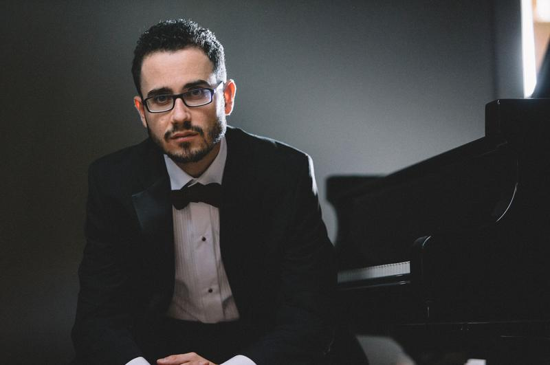 Luca Buratto won the 2015 Honens Piano Competition.