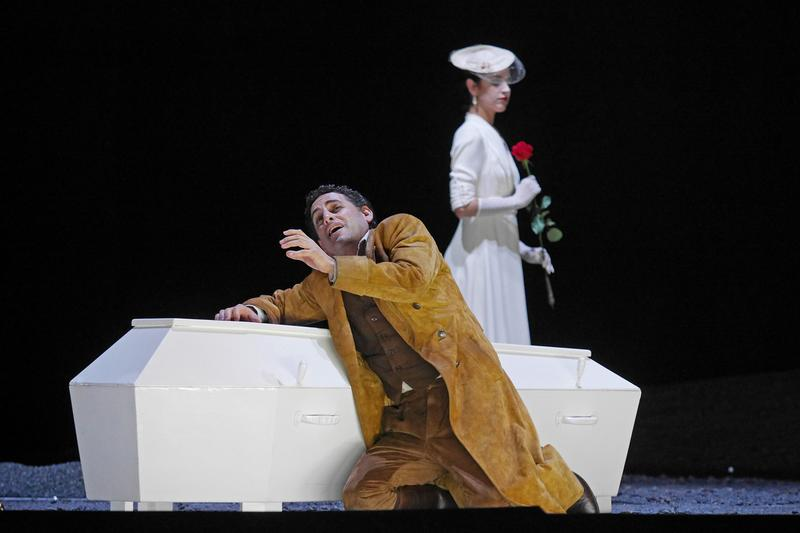 'Lucia di Lammermoor' from the Grand Liceu Theater in Barcelona.