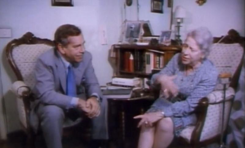 Morley Safer reports from Casa Verdi in a 1987 piece for '60 Minutes.'
