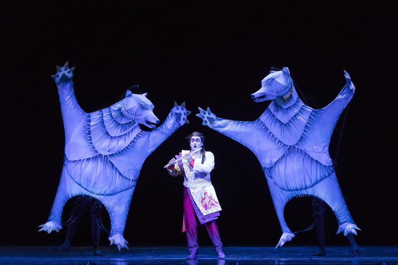 Charles Castronovo as Tamino in Mozart's 'The Magic Flute.'