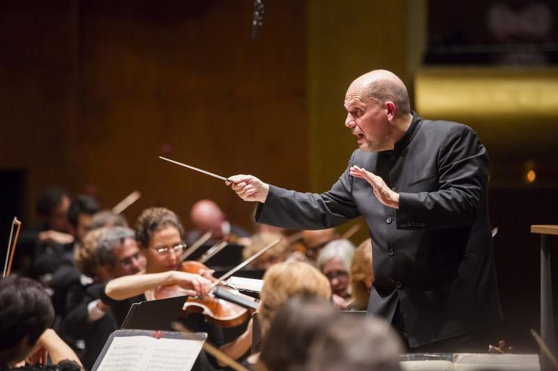 Jaap van Zweden conducts the New York Philharmonic.