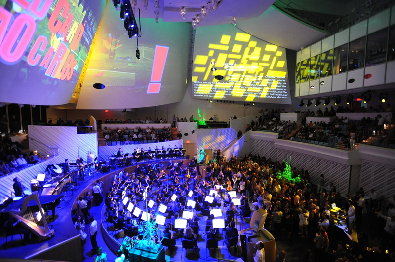 Pulse: Late Night at The New World Symphony