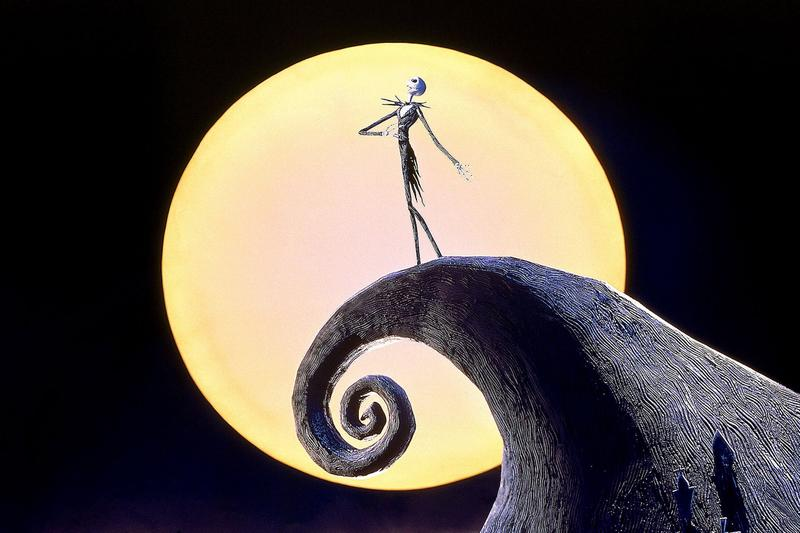 disney tim burtons the nightmare before christmas - A Nightmare Before Christmas 2