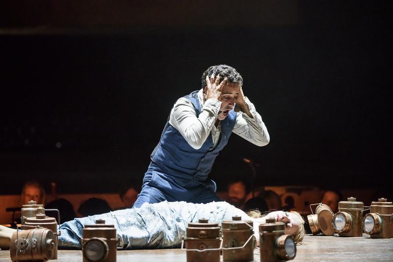 Juan Diego Flórez in Gluck's 'Orphée et Eurydice' at Covent Garden.
