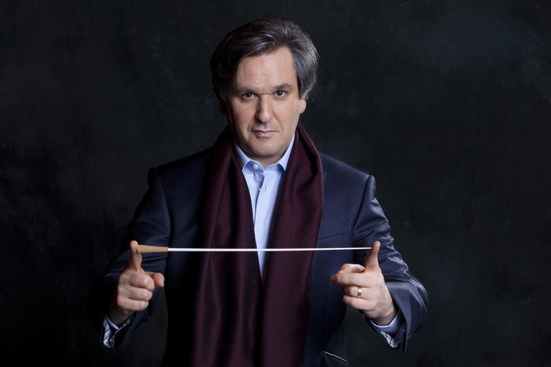 Conductor Antonio Pappano.