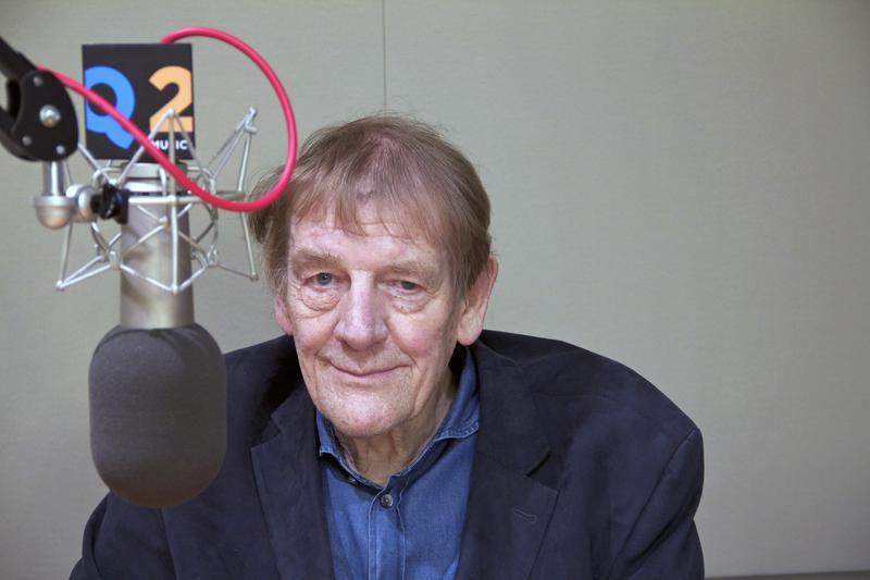 Composer Per Nørgård.