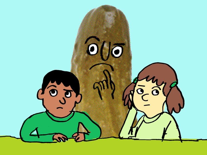 Introducing Another Podcast for Kids! Pickle: Big Questions for ...