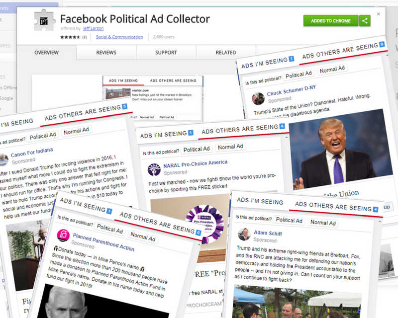 Help Us Collect Political Ads on Facebook | Note to Self | WNYC Studios