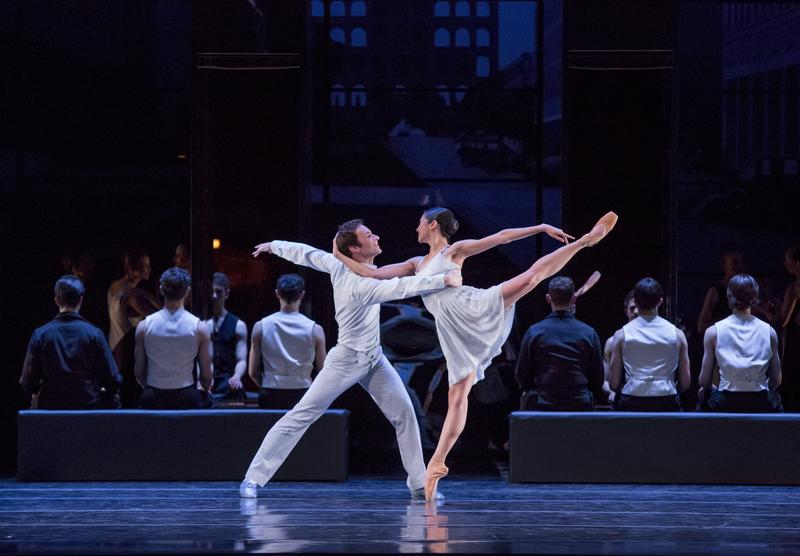 "Joffrey Ballet returns to NYC after a 20-year-long hiatus with its production of ""Romeo & Juliet."""