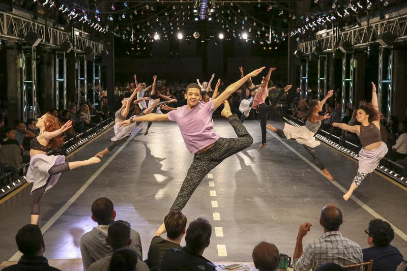 'West Side Story' at the Knockdown Center in Queens.