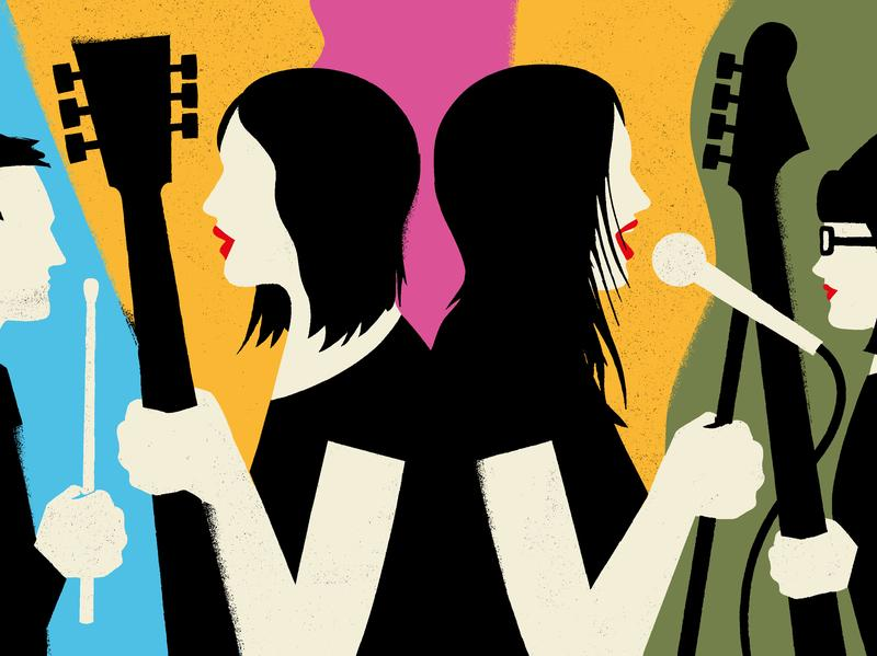 the breeders on sexism drugs and rock and roll the new yorker