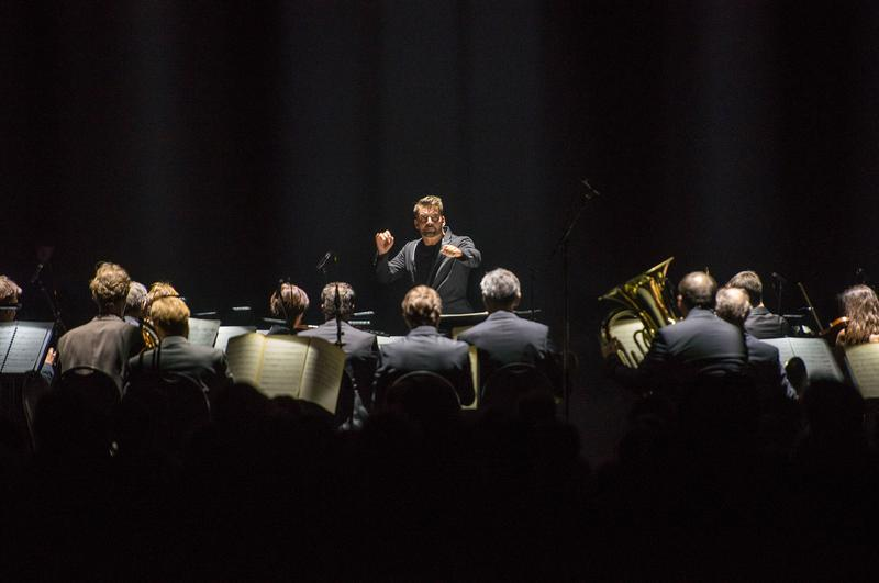 "Pierre Boulez's ""Répons,"" with Ensemble Intercontemporain under Matthias Pintscher, at Park Avenue Armory."