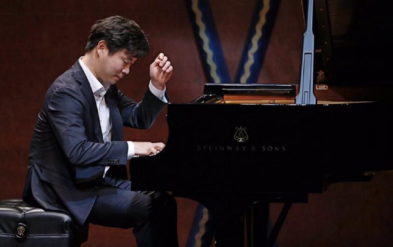Sejoon Park, pianist