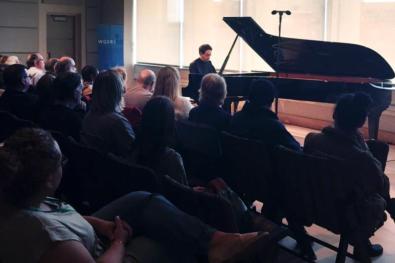 Shai Wosner plays Beethoven's Piano Sonata No. 3 in C Major at the Beethoven Piano Sonata Marathon at BAM.