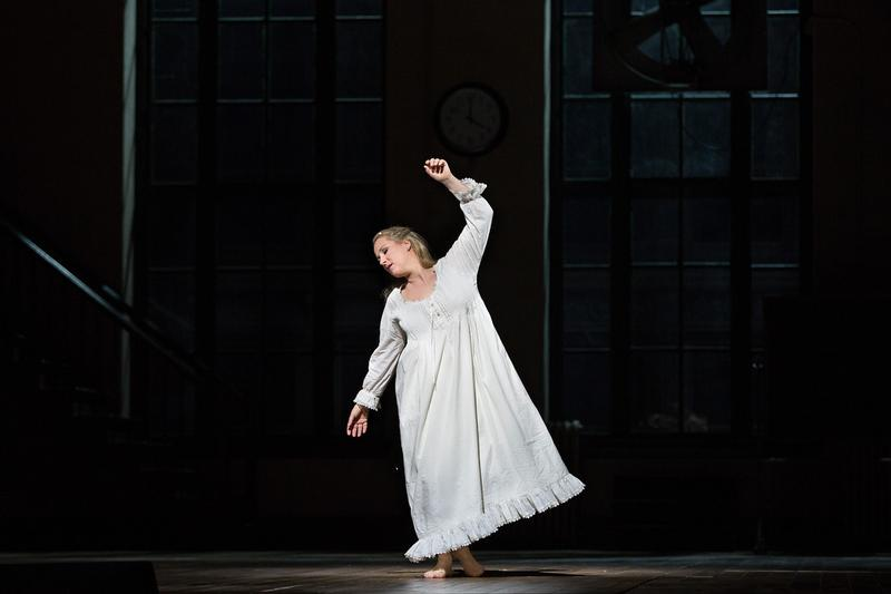 Diana Damrau as Amina in 'La Sonnambula.'