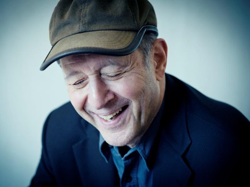 Pulitzer Prize-winning composer Steve Reich.