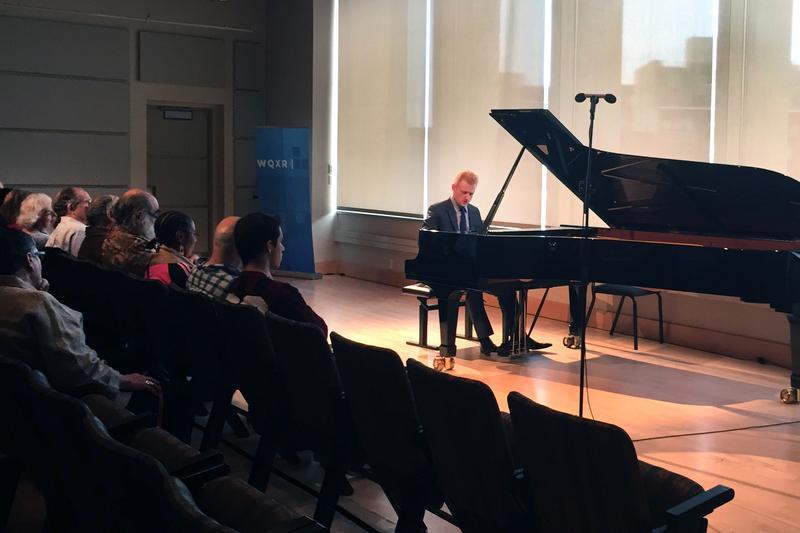 Steven Beck plays Beethoven's Piano Sonata No. 1, kicking off the Beethoven Piano Sonata Marathon at BAM.