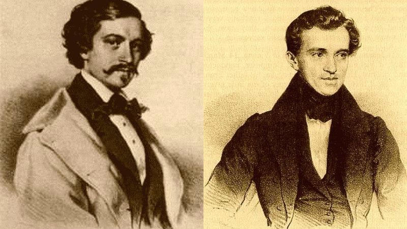 Johann Strauss Jr. and his father, Johann Strauss Sr., were both masters of the waltz.