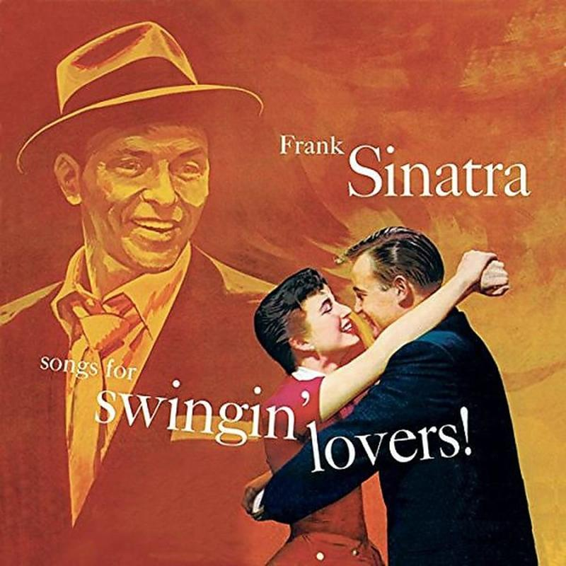 The Great Jazz and Pop Vocal Albums: Songs for Swingin' Lovers   New