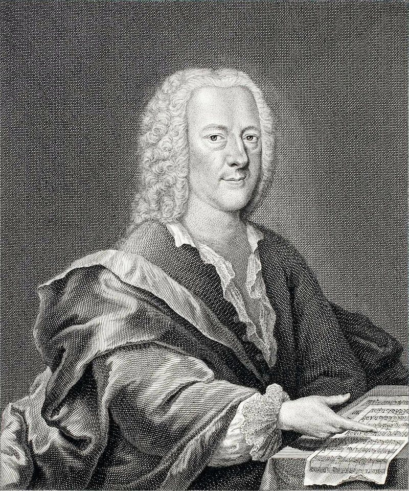 Georg Philipp Telemann was a composer during the Baroque period.