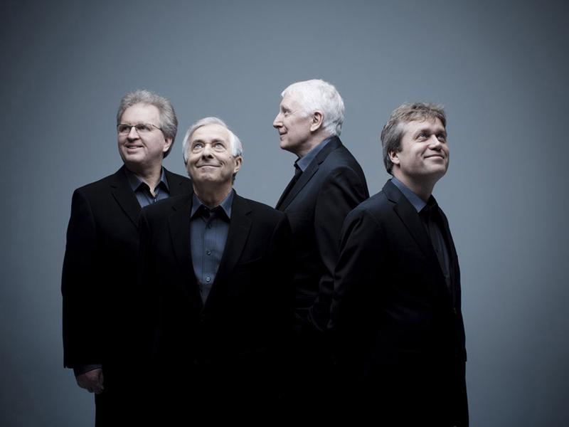 The Hilliard Ensemble.