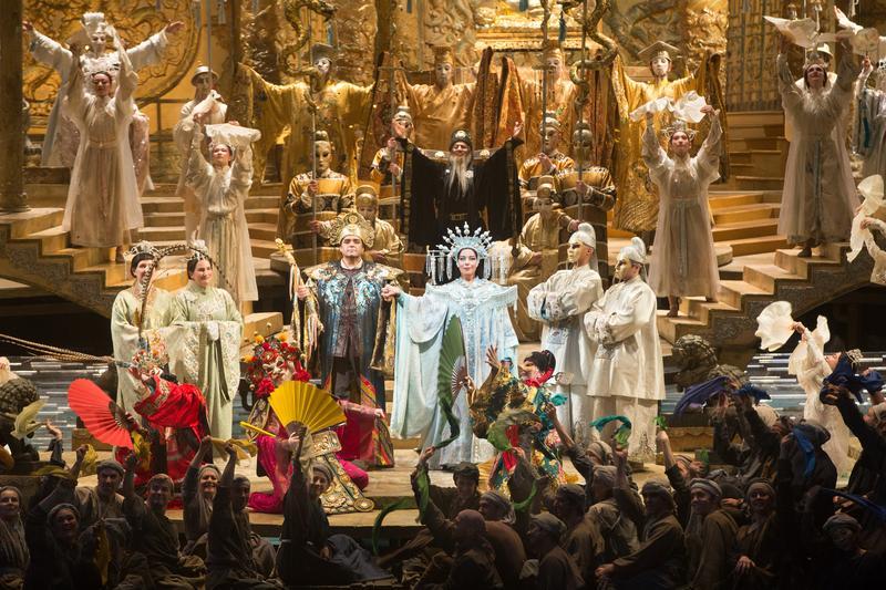 Nina Stemme stars in Puccini's 'Turandot.'
