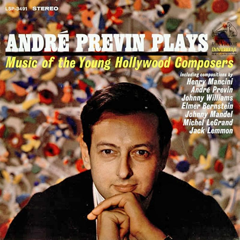 'Andre Previn Plays'