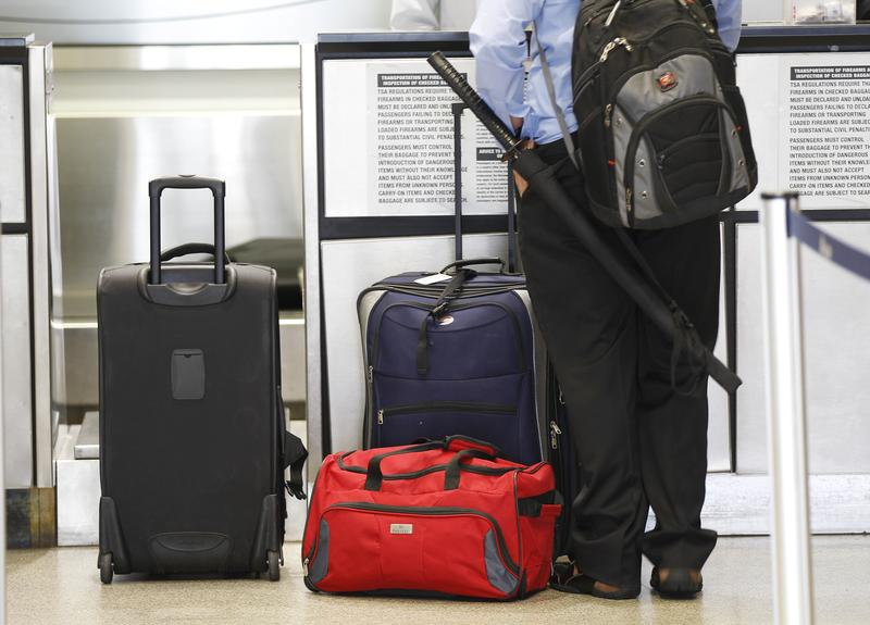 Inspectors Found Baggage Handlers At Newark Liberty International Airport Often Were Forced To Lift Heavy Bags