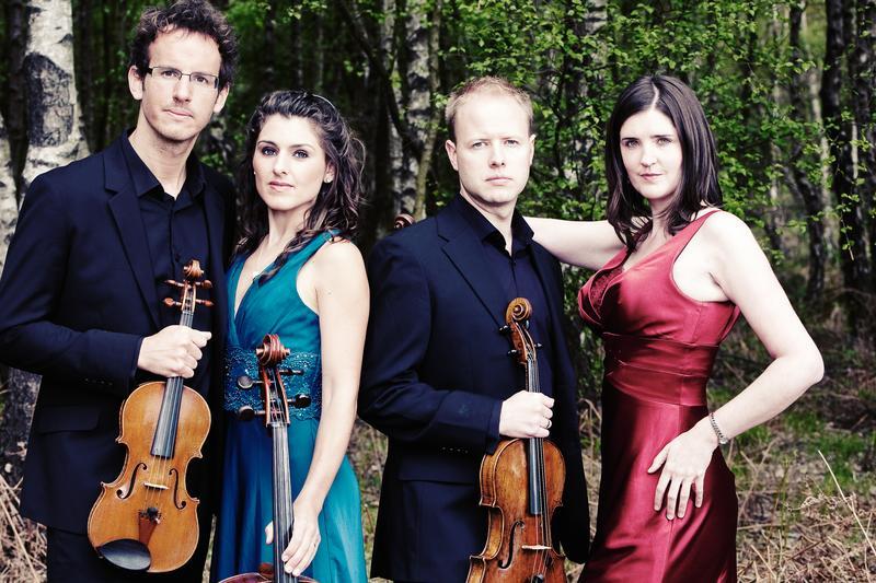 The Carducci String Quartet.