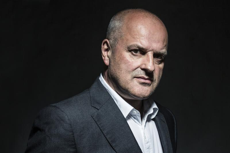 English bass-baritone Christopher Purves