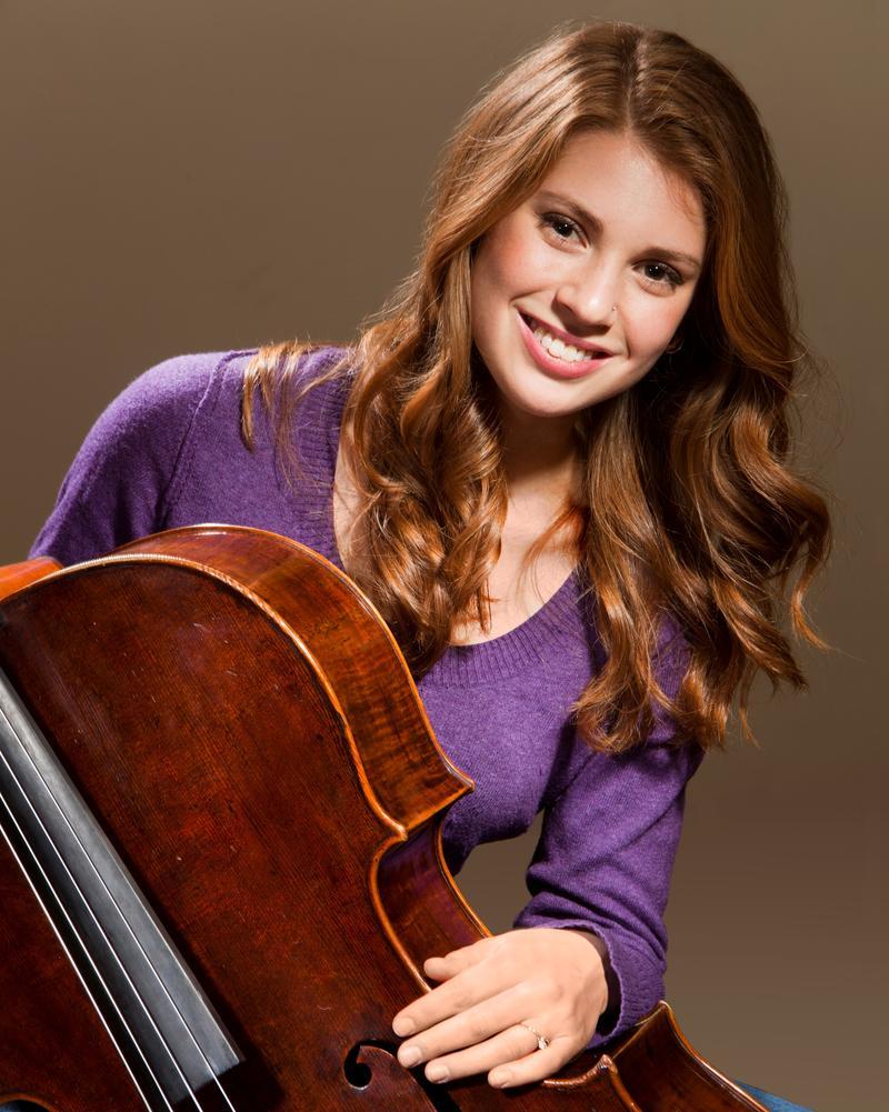 Cellist Cicely Parnas