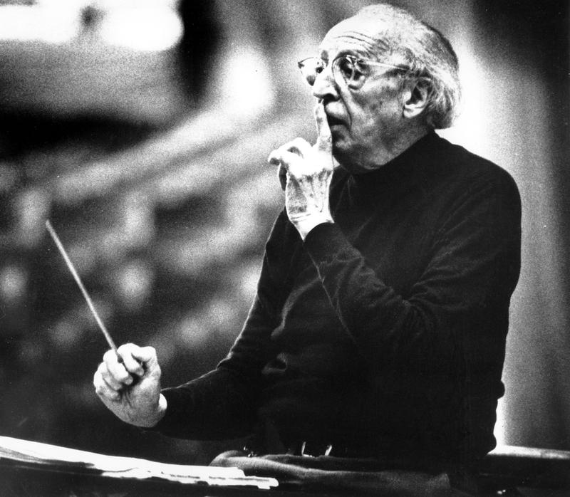 Aaron Copland was a well known American composer and conductor in the 20th century.