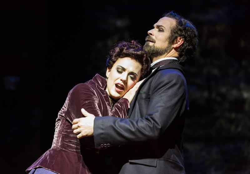 Elizabeth Cree at Opera Philadelphia.