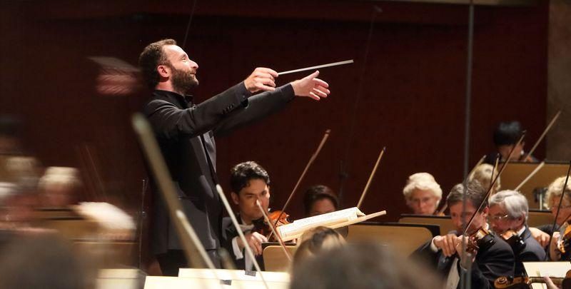 Kirill Petrenko conducts the Bayerisches Staatsorchester.