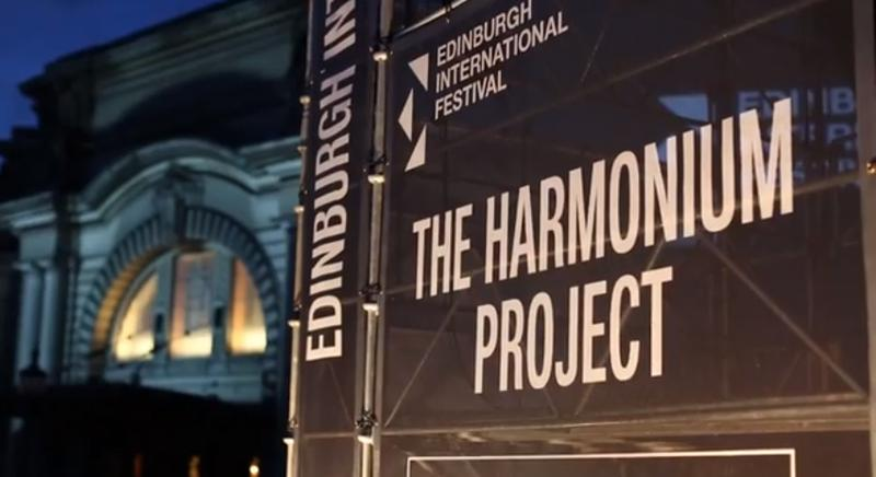 The Harmonium Project Experience Festival 2015 was a visual feast and produced many viral videos.