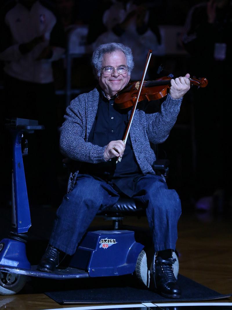 Itzhak Perlman, violinist