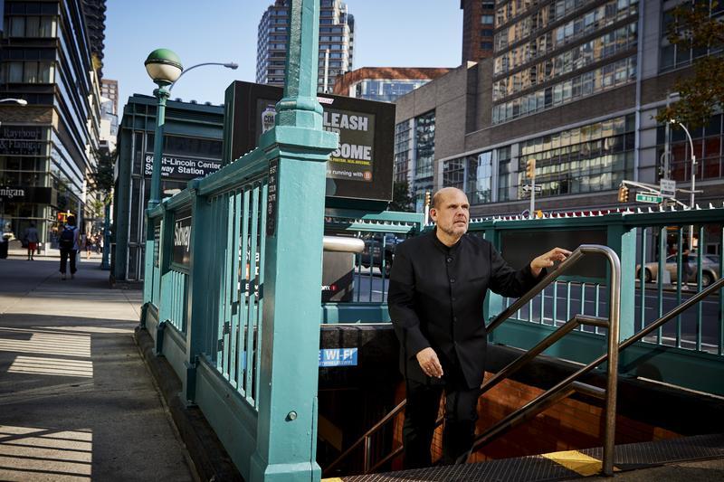 Jaap Van Zweden takes on New York.