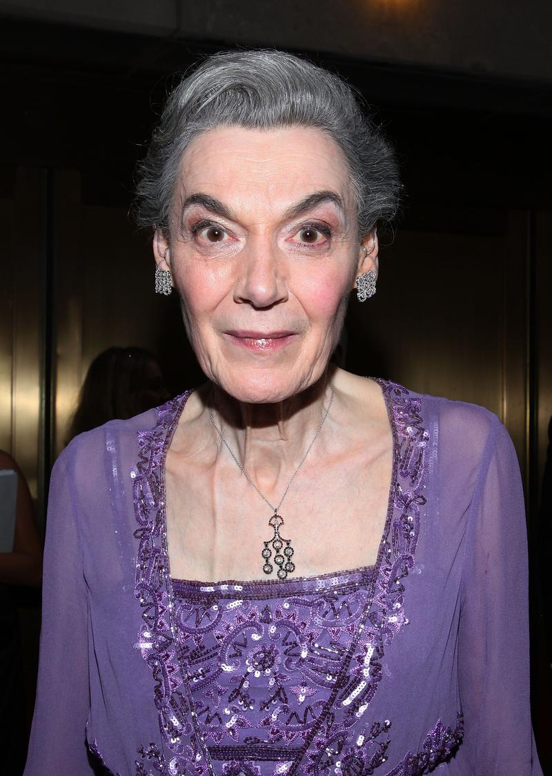 Marian Seldes Marian Seldes new foto