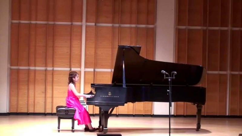 Kaufman Music Center International Youth Piano Competition 2015 - Winners Concert