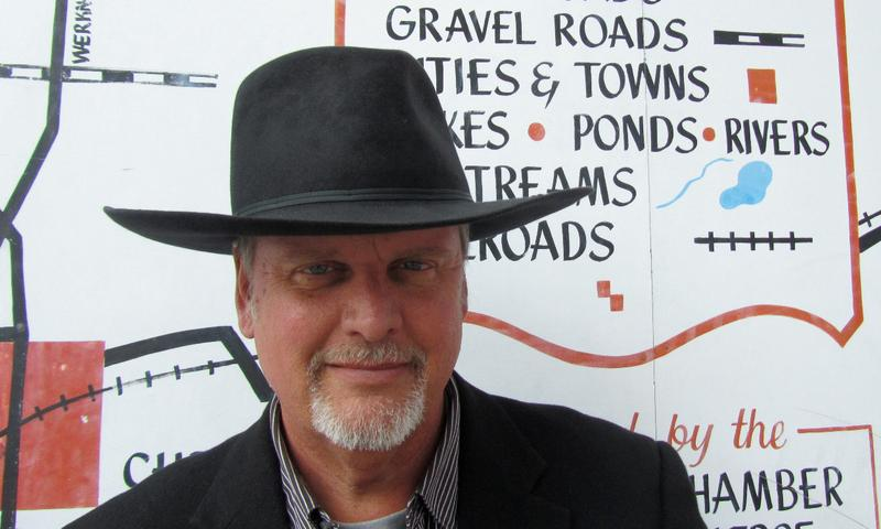 Michael Daugherty in Chelsea, Michigan, August 2010