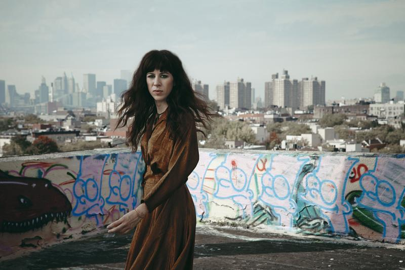 "Composer Missy Mazzoli, whose opera ""Breaking the Waves"" has been received with widespread critical praise."