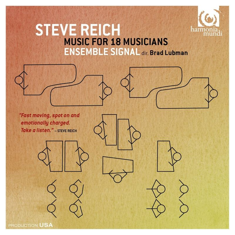 'Steve Reich: Music for 18 Musicians'