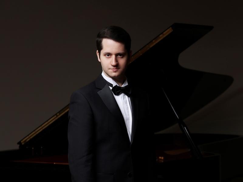 Pianist Nikita Mndoyants