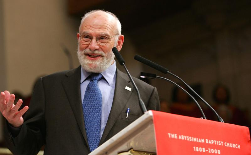 Oliver Sacks speaking at the World Science Festival in 2008