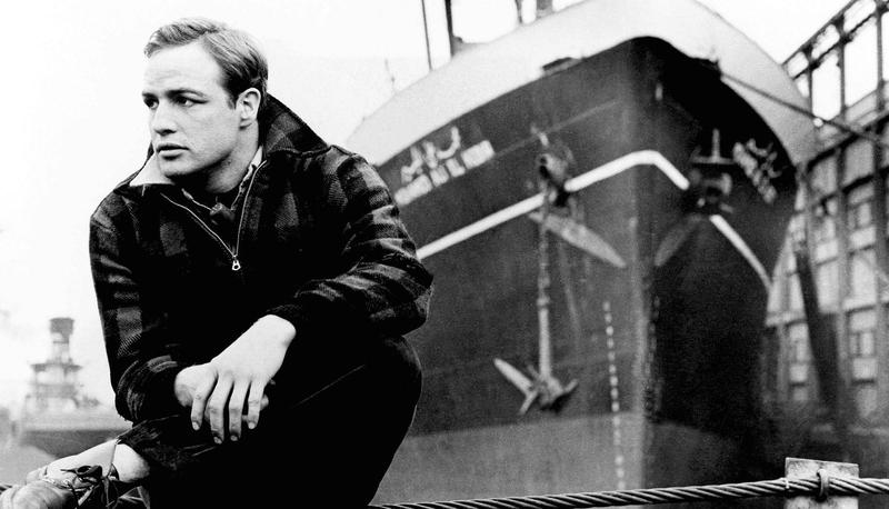 Marlan Brando in 'On the Waterfront'