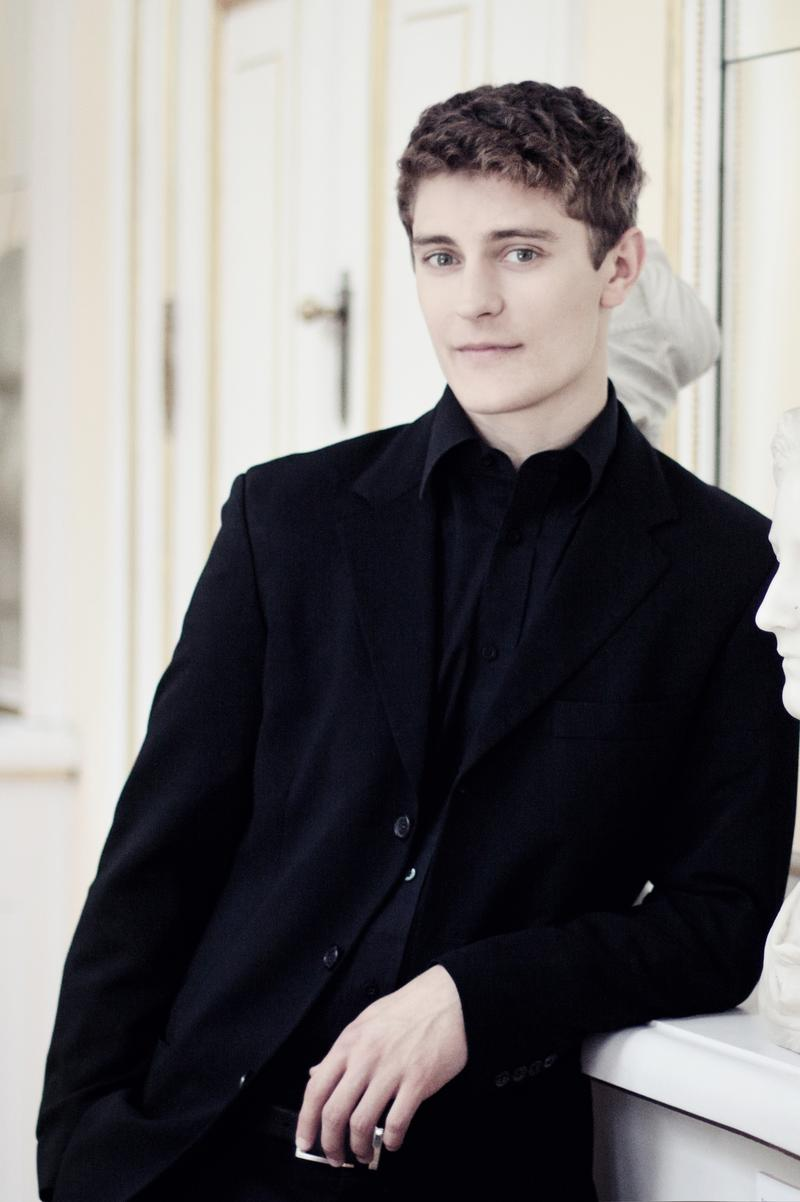 Polish countertenor Jakub Józef Orliński, winner of the Oratorio Society of New York's vocal competition.